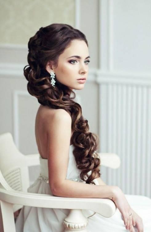 9 Beispiele für eine hübsche Frisur für die Hochzeit