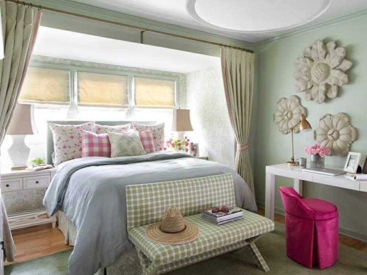 Bilder: Schlafzimmer Landhausstil
