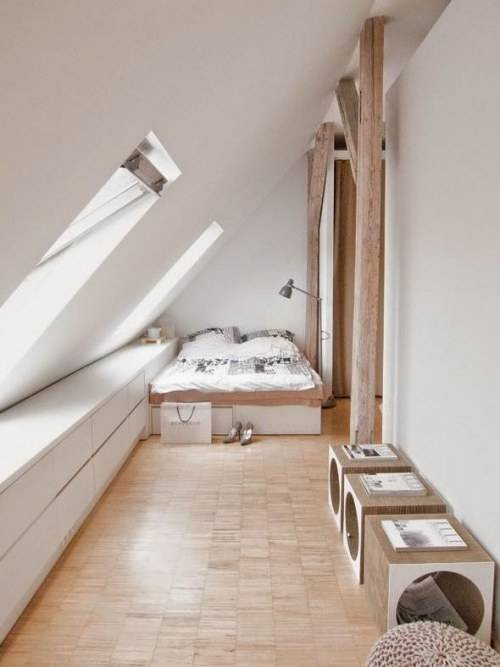 Zarte Gelbtöne lassen kleine Zimmer nicht nur größer, sondern auch heller und wärmer wirken