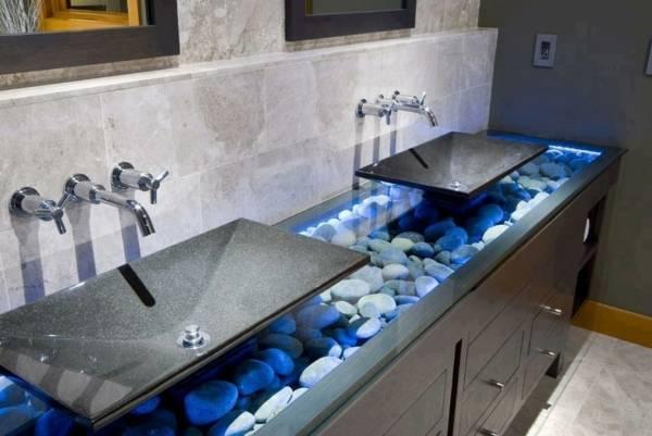 Schön Waschbecken Badezimmer Wunderbar Bad Ideen Beeindruckend Waschtisch 2 946 Bilder Wohndesign