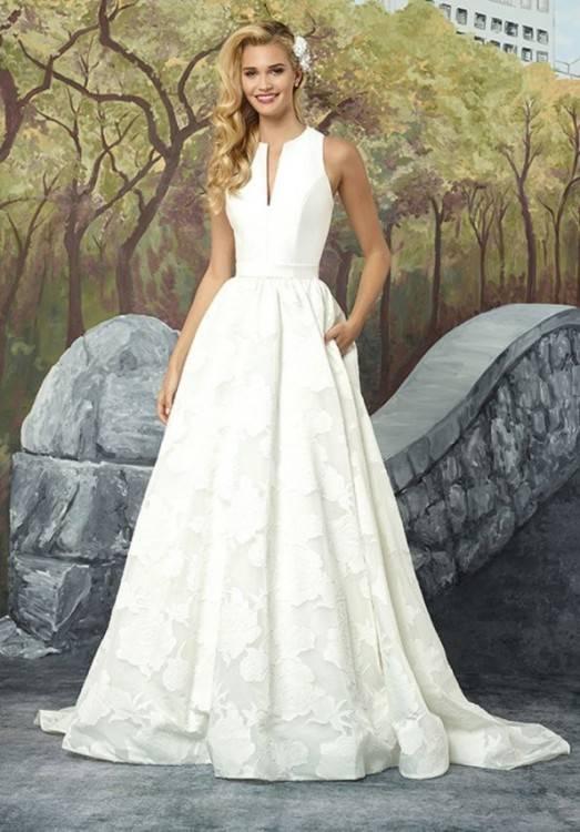 Brautkleid schlicht (65)