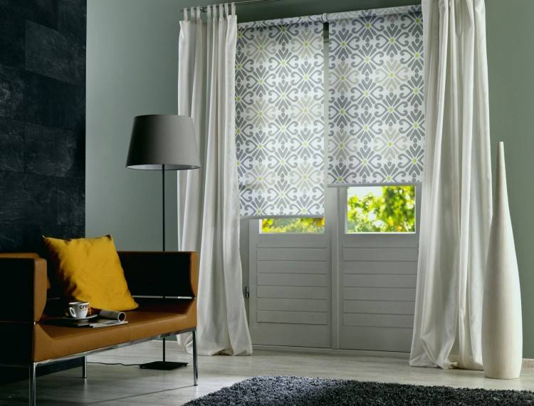 zarte gardinenvorhange
