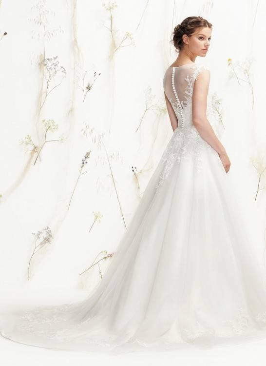 schöne Brautkleider Spitze