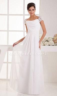 Retro, Vintage Look Brautkleid im Altrosa, Hochzeitskleid Gr