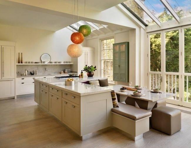 schmale Küche Mit Sitzplatz Schmale Küchenschränke Schmale Küche Gestalten Schmale Küche
