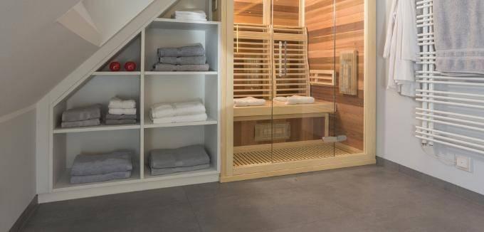 50 Luxus Badezimmer Fliesen Ideen Avec Tapete Fürs Bad Grafiken, Kleine Sauna Fürs Badezimmer