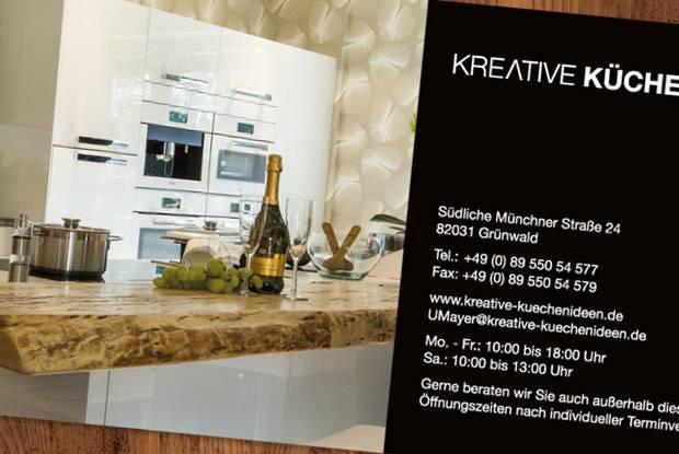 Kuche Kreativ Dekorieren Sammlung Von Kchen Modern Mit Kochinsel