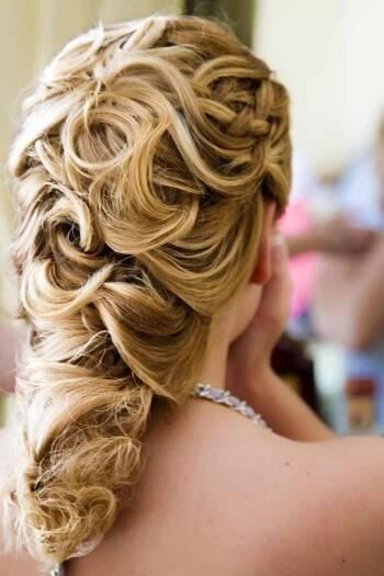 Genial Frisur Hochzeit Lange Haare Offen Tipps 2018