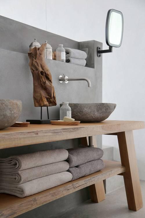 14 Badezimmer Design Ideen für elegante Formen und feine Materialien