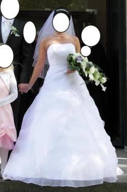 Brautkleid / Hochzeitskleid / Standesamt Gr