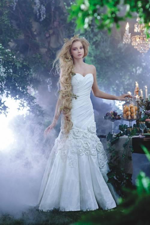 Die Braut selbst wird quasi zur