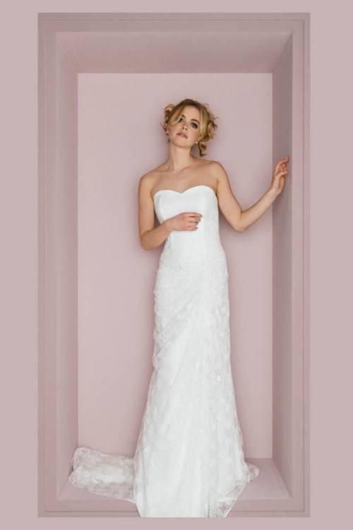 YASIOU Brautkleid Damen Lang Weiß A Linie Einfach Glitzer Strand Hochzeitskleid: Amazon