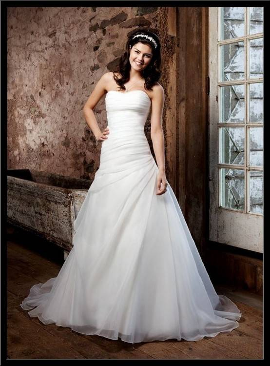 419051 Ladybird Trouwjurk WeddingDress Brautkleider