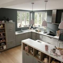 Moderne Küchen – 50 Bilder und kreative Einrichtungsideen