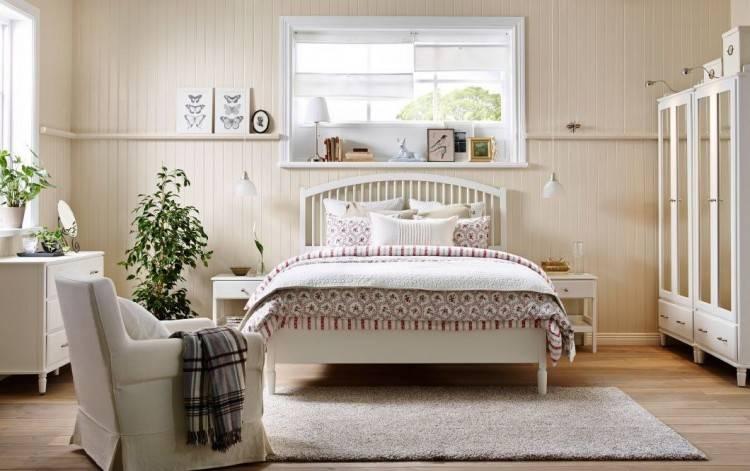 Das Beleuchtungskonzept im Schlafzimmer sollte allen funktionalen Ansprüchen genügen