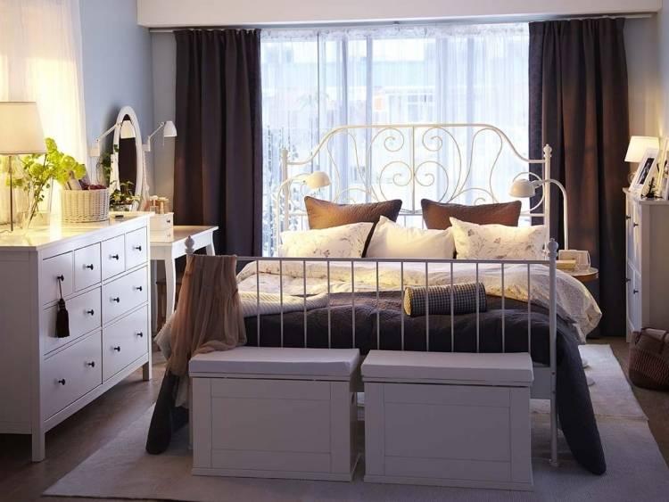 Ziemlich Kleines Schlafzimmer Einrichten Ikea