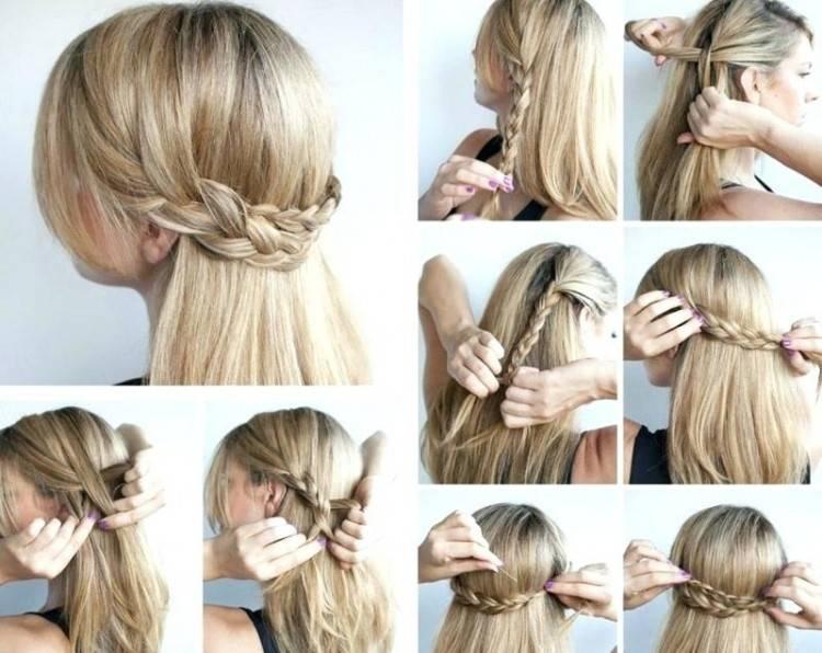 Wellige Modelle für langes Haar; Viele Menschen bevorzugen die welligen Frisuren, weil diese Modelle ein edles Aussehen verursacht