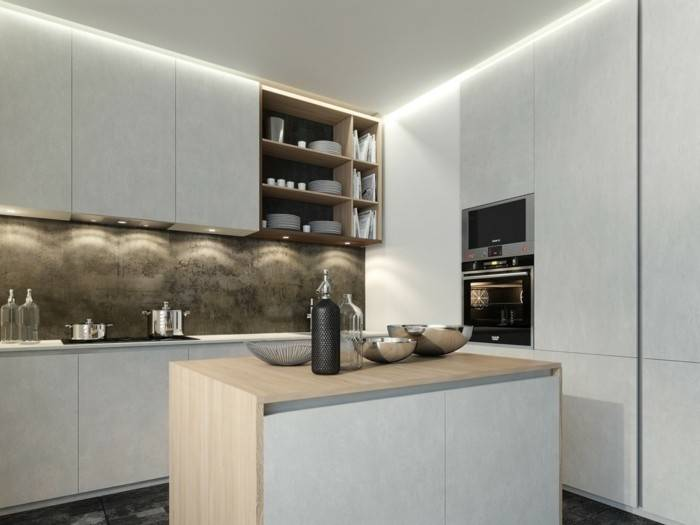 Harley Davidson zu Hause: Küche von w