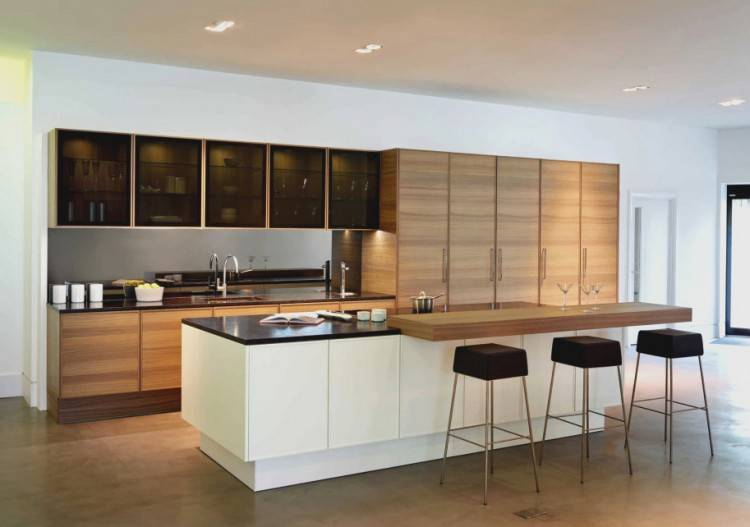 küchengestaltung ideen modern grau weiß Neue Küchenideen