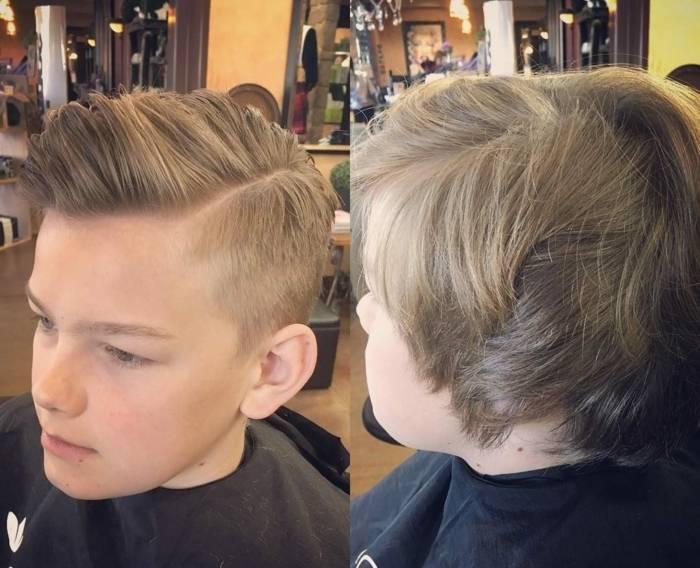 Schön Lange Haare Frisur Schnitt für 2019