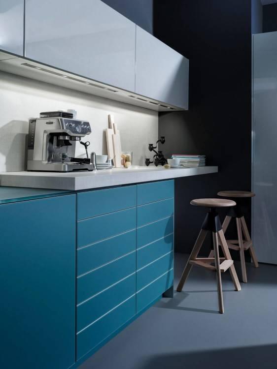 Welche Wandfarbe für Küche? – 55 gute Ideen und Beispiele