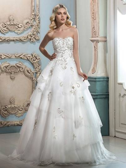 Großhandel Bescheidene A Linie Spitze Appliques Brautkleider Sheer Juwel Cap Sleeves Illusion Zurück Brautkleider Custom Made Sweep Zug Bridal Dress Von