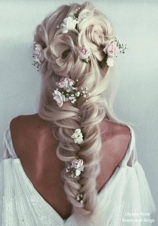 Flechtfrisuren zur Hochzeit: 35 Ideen für verschiedene Haarlängen