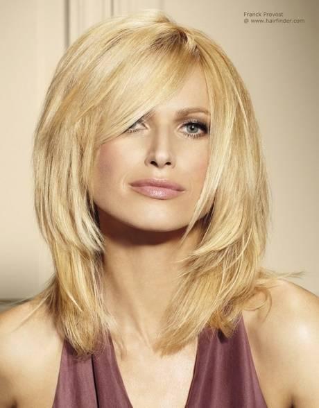 Heute gibt es viele Alternativen für Frauen mit vor allem mittellangem Haar