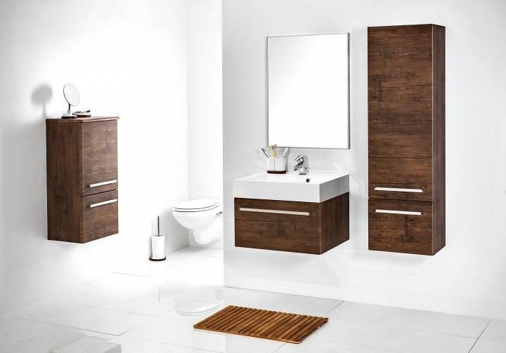 Unusual Ideas Design Badezimmermöbel Antik NEU 3 Tlg Badmöbel Set Pinie Massiv Weiß.