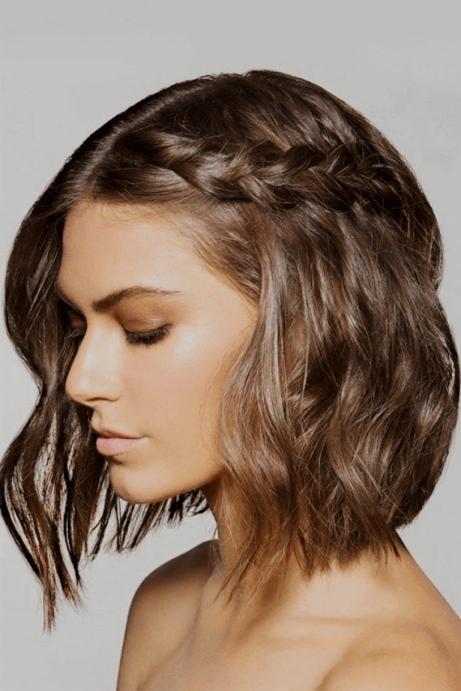 50 sommer Hochzeit Frisuren Für Mittellange Haare Konzept Frisur Hochzeit Kurze Haare
