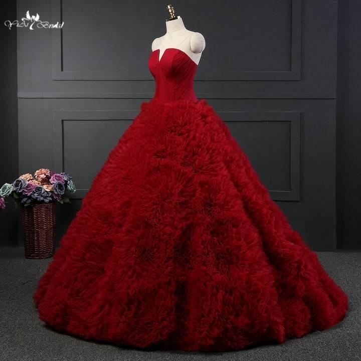Chinesische hochzeitskleid robe elegante chinesische frauen kleid qipao cheongsam lange hochzeitskleid abendkleid rot la robe de mariage kaufen | discounts