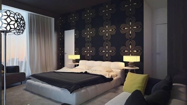 Farbideen Schlafzimmer – einflußreiche Farben und Dekoration