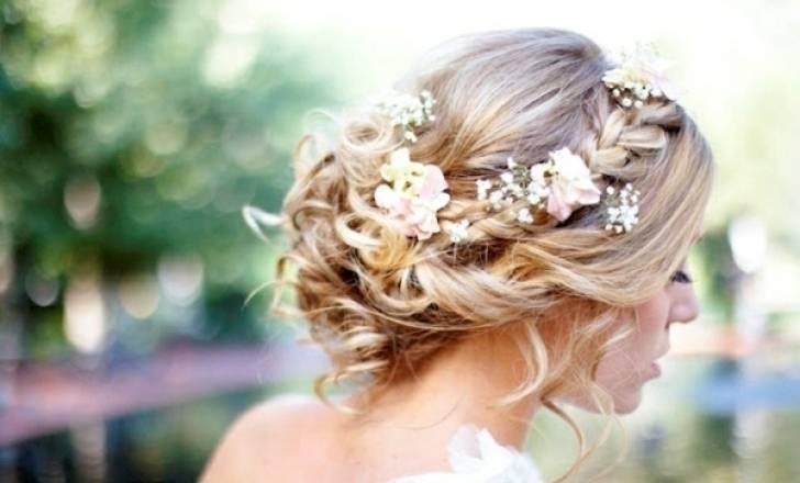 Brautfrisuren Mit Blumen Einzigartig Hochsteckfrisuren Hochzeit Gast Von Haarschnitt Inspirierend