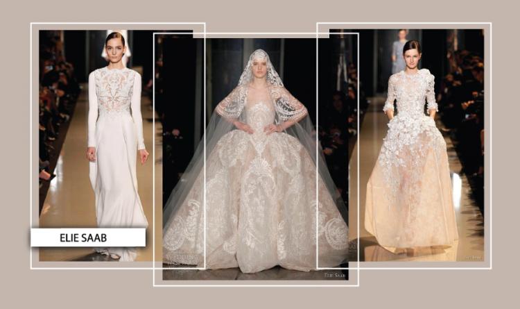 Großhandel 2018 Marke Luxus Hochzeitskleid Nach Maß Illusion V Ausschnitt Spitze Applique Perlen Langen Ärmeln Brautkleider Hohe Qualität Brautkleider Von