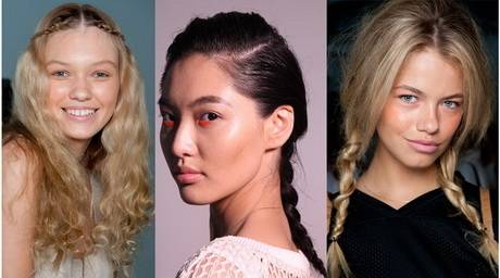 Das sind die Trendfrisuren für lange Haare im Frühjahr und Sommer 2018