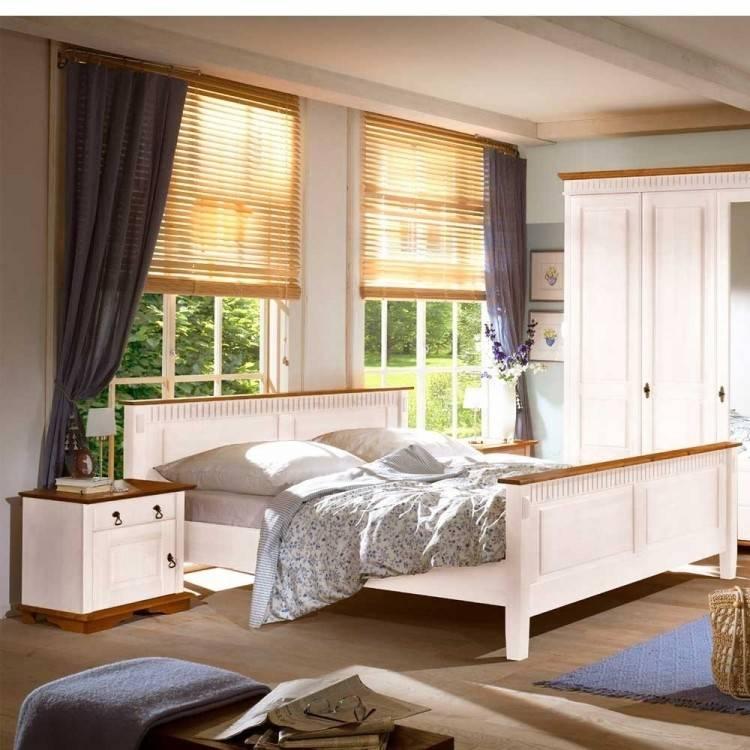 Landhausstil Schlafzimmer Grau rheumri