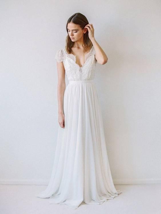 Verlieb' dich in unsere Vintage Brautkleider Auswahl! Erfahre mehr über  unsere Designer Brautkleider in höchster Qualität und liebevoll  handgefertigt