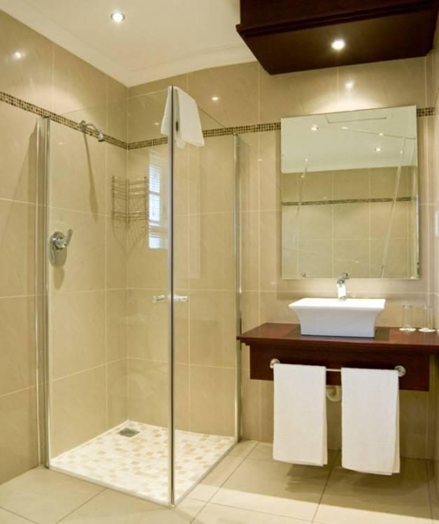 Kleines Bad einrichten – 51 Ideen für Gestaltung mit Dusche