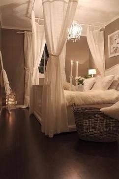 12 Schlafzimmer Ideen – romantische Einrichtung im Landhausstil |  Schlafzimmer