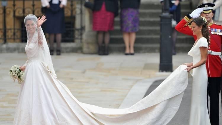 Mai 2017 heiratete Pippa Middleton, die  Schwester von Herzogin Kate, James