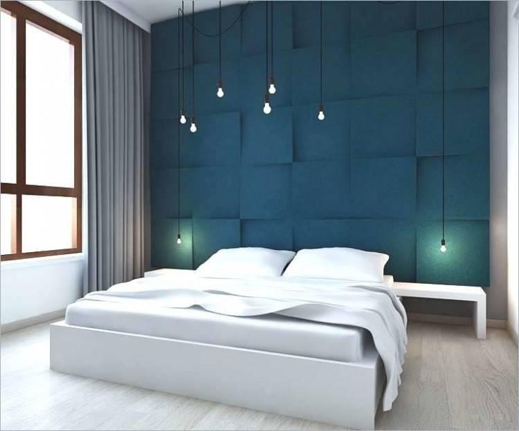 Ein weiterer Hingucker bei der Wandgestaltung im Schlafzimmer sind Tapeten