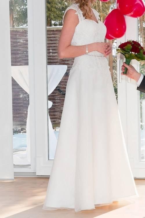Marken Hochzeitskleid inkl