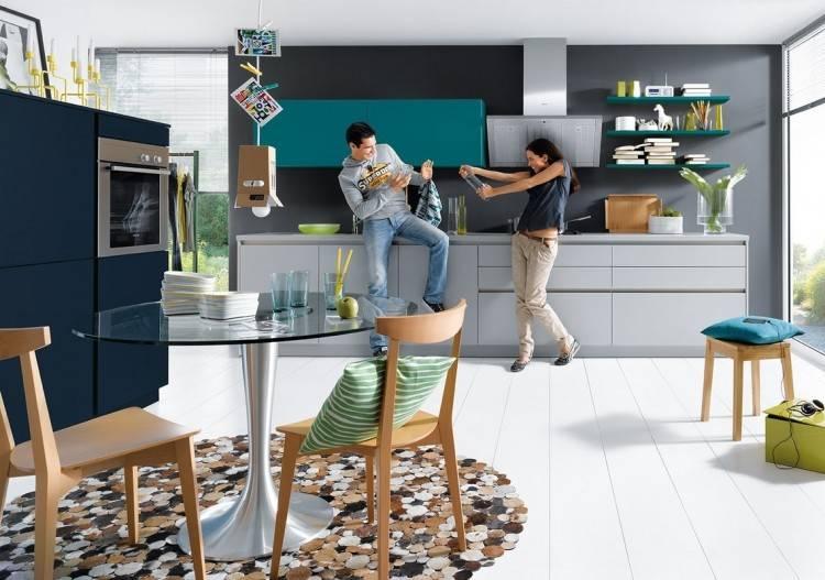 99 Küchen modern – Tendenz Holzoptik ist In