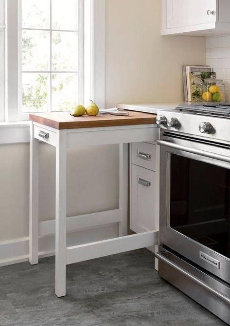 90 neue Küchenideen: Weiß und Schwarz.