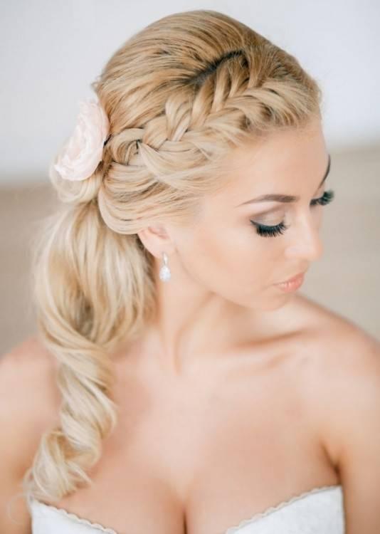 Frisuren für die Braut