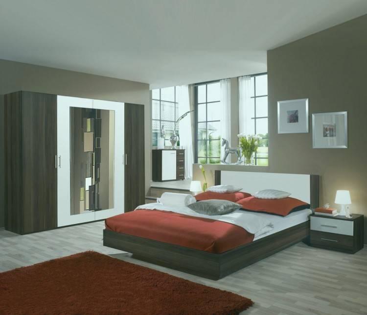Capri Schlafzimmer Komplettset Wildeiche / Grau 1