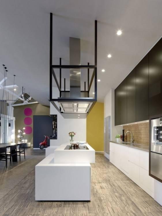 Küchen Ideen 2015 – Beispiele für offene Gestaltung