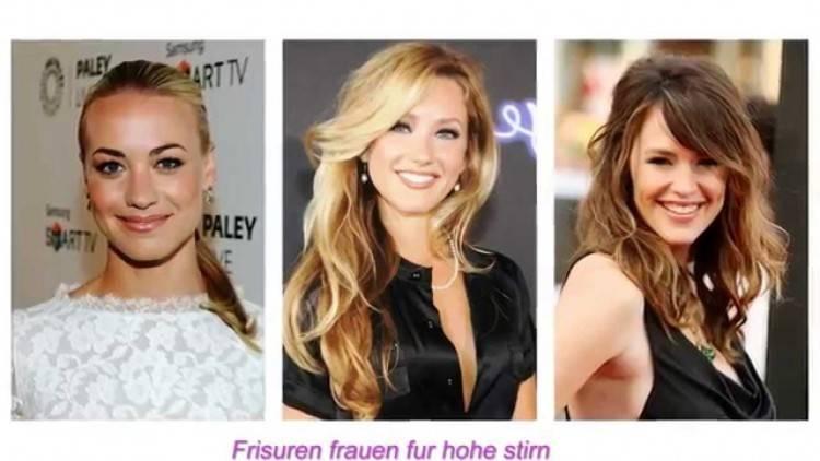 """Zur hohen Stirn von Schauspielerin Kim Gloss (25) trug ihr Zopf bei: """"Den habe ich so festgezogen, dass die Haare einfach ausgefallen sind"""", beklagte sie"""