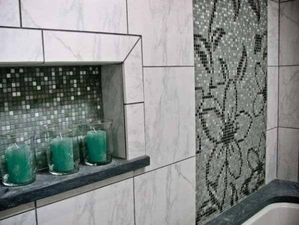 badezimmer fliesen mosaik badezimmer mosaik boden perfect
