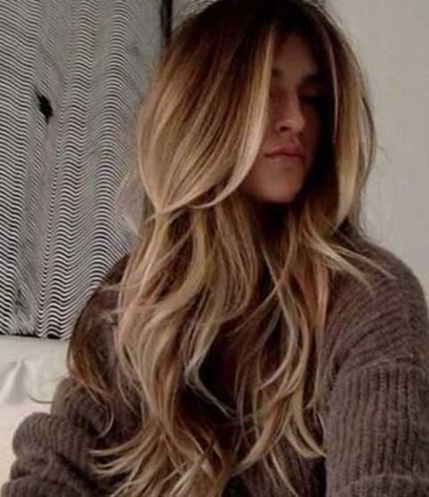 neue frisur lange haare stile e 2 neue frisur frau lange haare